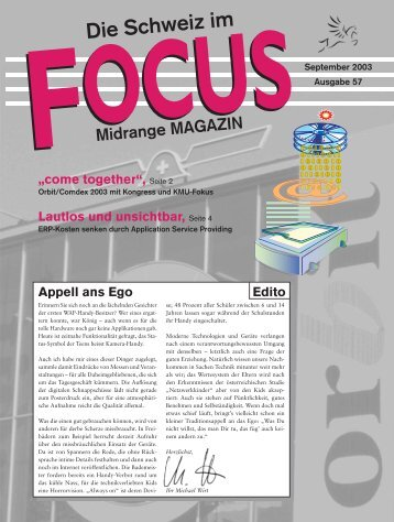 Focus 57 – September - Midrange Magazin