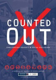Counted Out - Combat Poverty Agency
