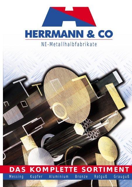 DAS KOMPLETTE SORTIMENT - Herrmann & Co.