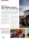Nyhed: MF 5600 - AGCO Danmark A/S - Page 4