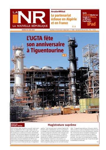 Page 01-4564csearezki - La Nouvelle République