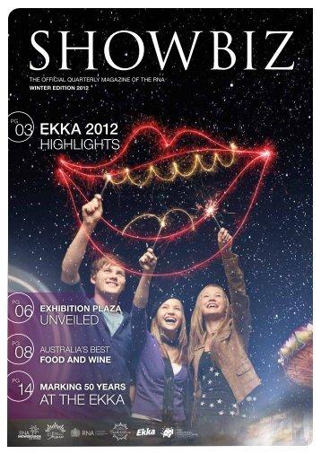 Winter 2012 - the RNA