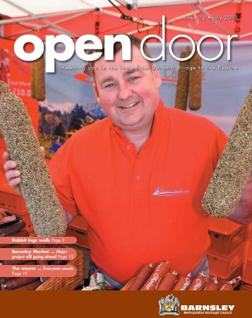 Open Door 12 spreads - Barnsley Council Online