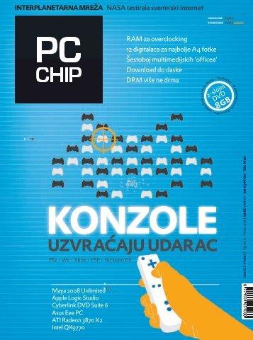 UZVRAĆAJU UDARAC - PC Chip