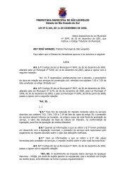 lei 6104- altera lei 5047 Código tributário - Prefeitura Municipal de ...