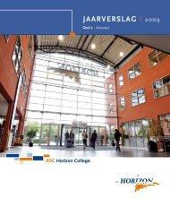 Jaarverslag 2009 deel 2 (Personeel) - Horizon College