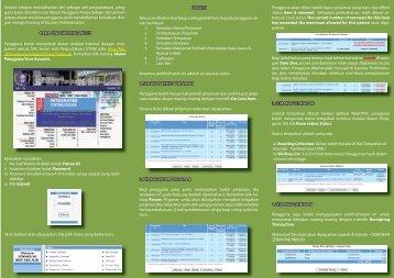 cara untuk mengakses fungsi - Universiti Tun Hussein Onn Malaysia