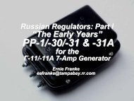 Russian Regulators Part I - Good Karma Productions