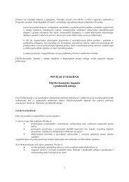 Povelja o suradnji Osječko-baranjske županije i građanskih udruga