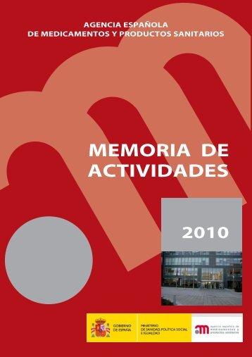 MEMORIA DE ACTIVIDADES - Satse