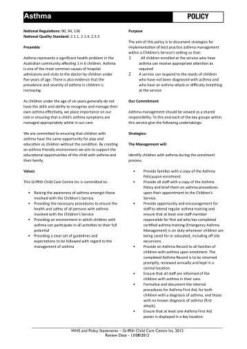 asthma action plan victoria pdf