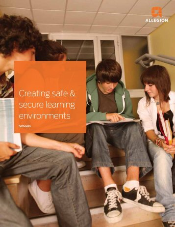 Creating a Safe and Secure Learning Facitilty - Chown Hardware
