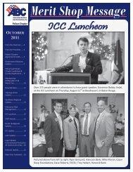October 2011 Newsletter - ABC