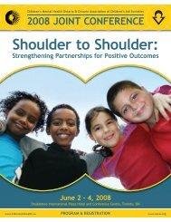 Shoulder to Shoulder: - Children's Mental Health Ontario