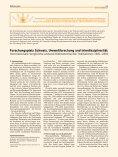 3. Forschungsplatz Schweiz, Umweltforschung und ... - SAGUF - Seite 2