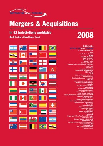 Mergers & Acquisitions - Pérez-Llorca