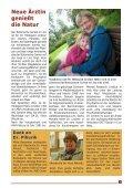 Bewohner on Tour - LPBZ Christkindl - Seite 3