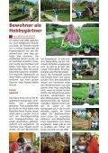 Bewohner on Tour - LPBZ Christkindl - Seite 6