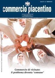 """Commercio di vicinato: il problema diventa """"comune"""" - Unione ..."""