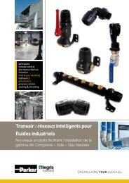 Nouveaux produits facilitant l'installation - Air