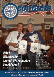 Contacte Februar 2011 - Club 41