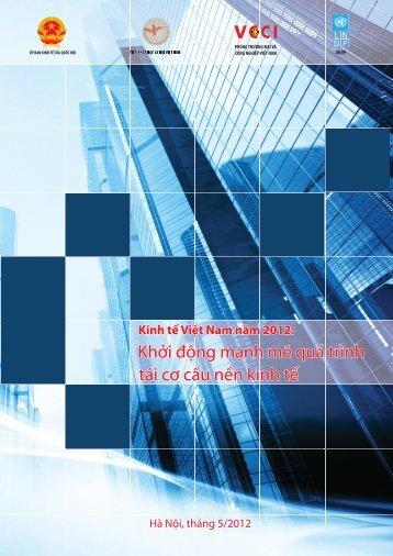 Kinh tế Việt Nam năm 2012: Khởi động mạnh mẽ ... - Ủy ban kinh tế