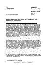 Deutscher Gewerkschaftsbund Bundesvorstand - Einblick-archiv ...