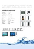 Product specificaties - Page 7