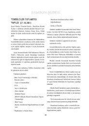 Genel Merkez Yönetim Kumlu , Denetleme Kurulu Üyeleri ve ...