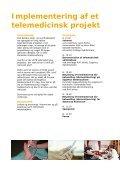Implementering af telemedicin - Lev Vel - Page 2