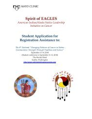 Please PRINT All Information - Native American Programs