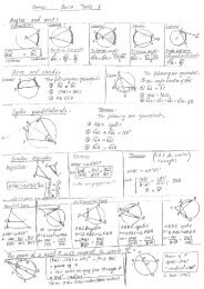 IMO geometry problems 1 and 4