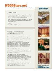 Mission Furniture - Craftsman