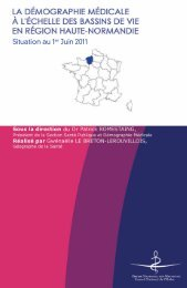 Atlas 2011 de la région Haute-Normandie - Conseil National de l ...