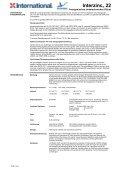 Interzinc® 22 - H & S Beschichtungssysteme - Seite 2