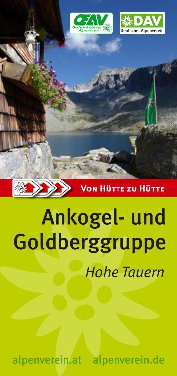 Hohe Tauern - Deutscher Alpenverein