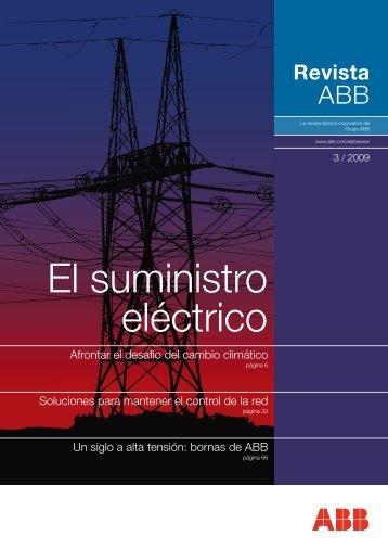El suministro eléctrico - Contact ABB