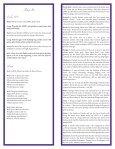 The Bulletin - Ebenezer Lutheran Church - Page 3