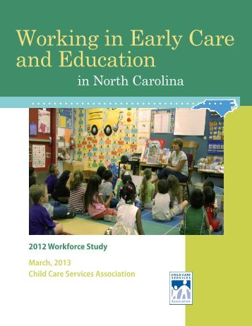 Workforce Study - Child Care Services Association