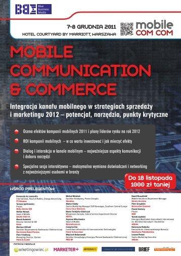 Mobile Comm.cdr - Blue Business Media
