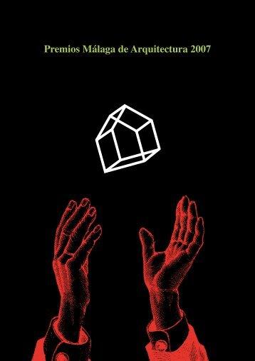 Publicación Premios 2007 - Colegio Oficial de Arquitectos de Málaga