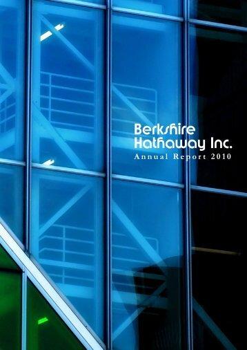 BerkshireHathaway by Elaine Sia - Brendan Hibbert Design