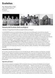 Ecoleños - Innovar