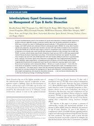 ACCF Interdisciplinary Expert Consensus Document on ... - sicoa