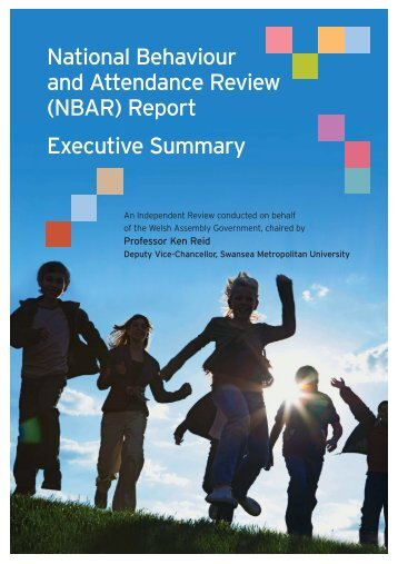 National Behaviour and Attendance Review - Learning Wales
