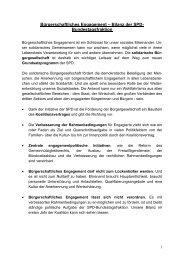 Bürgerschaftliches Engagement - Karin Evers-Meyer