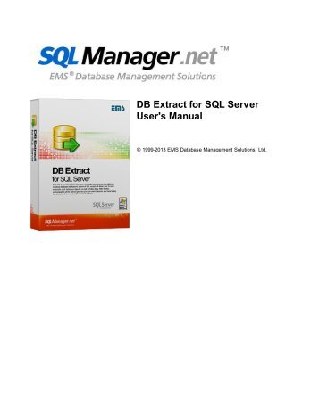 sql query for mysql user s manual ems manager rh yumpu com sql server profiler user guide microsoft sql server user guide
