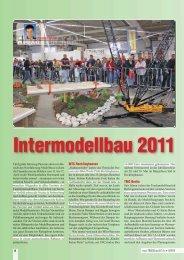 Intermodellbau 2011 (PDF - 500 KB) - Alex Kalcher