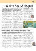 ST-nytt nr. 2, 2009 - Sykehuset Telemark - Page 3