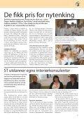 ST-nytt nr. 2, 2009 - Sykehuset Telemark - Page 5